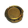 Заглушка (пробка) Elaflex 100 mm (латунь)
