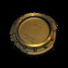 Заглушка (пробка) Tankwagen 100 mm, латунь