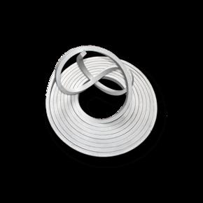 Уплотнитель мерный заливного люка профиль 12х15 mm