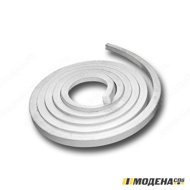 Уплотнитель мерный заливного люка профиль 13х13 mm