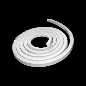 Уплотнитель мерный заливного люка профиль 14х14 mm