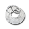 Уплотнитель мерный заливного люка профиль 20х15 mm