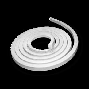 Уплотнитель мерный заливного люка профиль 16х16 mm