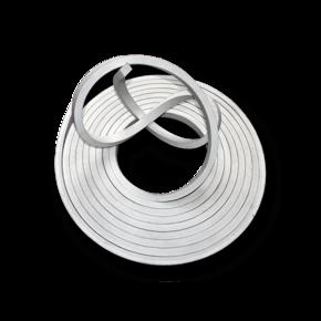Уплотнитель мерный заливного люка профиль 20х10 mm
