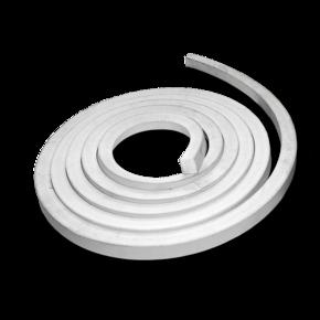 Уплотнитель мерный заливного люка профиль 20х20 mm