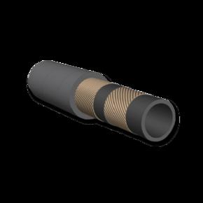 Рукав для бетона Sirius OHM D 2ST 65 mm с фитингом 88,9 mm/5 м