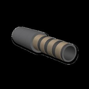 Рукав для бетона Sirius OHM D 4ST 102 mm с фитингом 114,3 mm/3,85 м