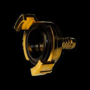 Муфта Geka для шланга 10 mm (3/8''), MS