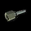 Фитинг гидравлический DKOS 8S прямого исполнения, конус 24°