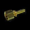 Фитинг гидравлический DKOS 10S прямого исполнения, конус 24°