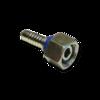 Фитинг гидравлический DKOS 16S прямого исполнения, конус 24°