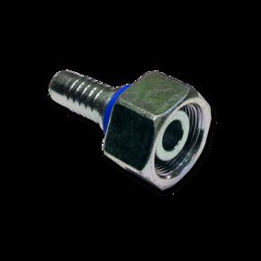 Фитинг гидравлический DKOS 25S прямой, конус 24 градуса, M36