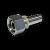Фитинг гидравлический DKOS 25S прямого исполнения, конус 24 градуса, M32