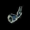 Фитинг гидравлический DKR NW 6 углового исполнения 45°
