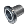 Муфта Storz для шланга 127 mm, пилообразный профиль