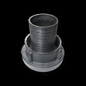 Муфта Storz тип C для шланга 51 mm, пилообразный профиль