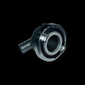 Муфта Storz тип C для шланга 25 mm, AL, изогнутая 50°