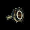 Быстросъемная муфта для шланга 25 mm, изогнутая 50° (латунь)