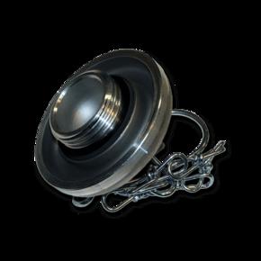Заглушка для быстросъемной муфты 133 mm с треугольным выступом