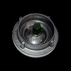 Заглушка для быстросъемной муфты 133 mm со сливным краном