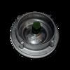 Заглушка для быстросъемной муфты 89 mm со сливным краном