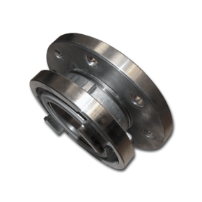 Редуктор 148 mm - фланец (переходник быстроcъемных муфт)