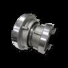 Редуктор 81 / 59 mm (переходник быстроcъемных муфт)