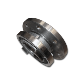 Редуктор 220 mm - фланец DN100 (переходник муфт Storz A)