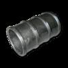 Соединительная втулка для шланга 100 mm, AL