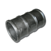 Соединительная втулка для шланга 125 mm, AL