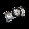 Манометр виброустойчивый 25 bar (2.5 МПа) для установки на шланг (трубопровод) Storz C-C