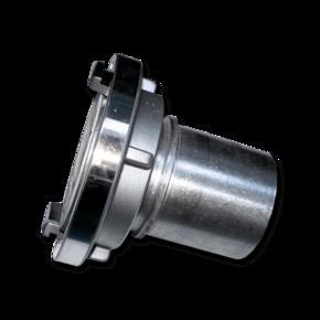 Быстросъемная муфта для шланга 100 mm (с предохранительной кромкой)