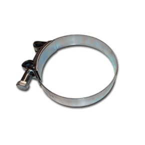 Хомут силовой для шланга 112-121 mm