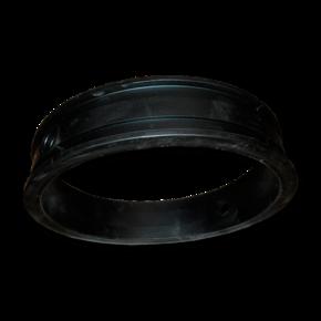 Уплотнитель поворотной заслонки Еbro 200 mm, черный