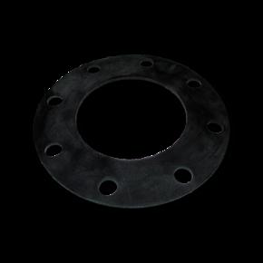 Прокладка для фланца клапана VT 100 mm (каучук)