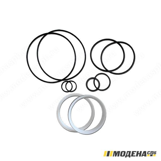 Ремкомплект (прокладки) для шарового крана DN100, PU-NBR