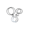 Ремкомплект (прокладки) для шарового крана DN80, PU-NBR
