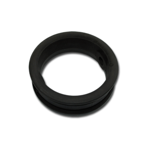 Уплотнитель поворотной заслонки Ebro 80 mm, черный