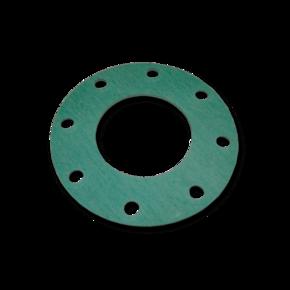 Прокладка фланца пневматического клапана АКО VT DN100, клингерсил
