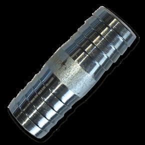 Ремонтная втулка («елочка») для шланга 25 mm (1'')