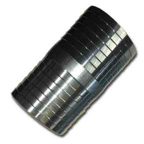 Ремонтная втулка («елочка») для шланга 100 mm (4'')