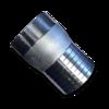 Резьбовое шланговое соединение (штуцер) 100 mm (4'')