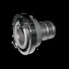 Муфта Storz тип 38 для шланга 38 mm, AL
