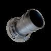 Муфта Storz тип B для шланга 75 mm, SS