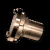 Муфта Storz тип 25-D с кромкой для шланга 19 mm, MS