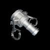 Муфта Camlock C75 для шланга 19 mm, AL
