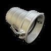 Муфта Camlock C600 для шланга 150 mm, AL