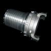 Муфта Guillemin для шланга 40 mm, AL