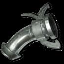 Переходник муфт Perrot карданного типа угловой