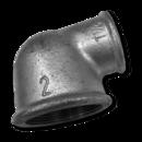 Угловые фитинги GF 90 градусов c внутренней резьбой